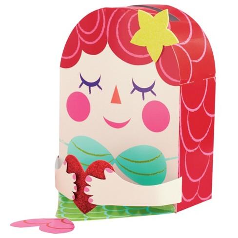 Valentine's Day Mailbox Kit Mermaid - Spritz™ - image 1 of 2
