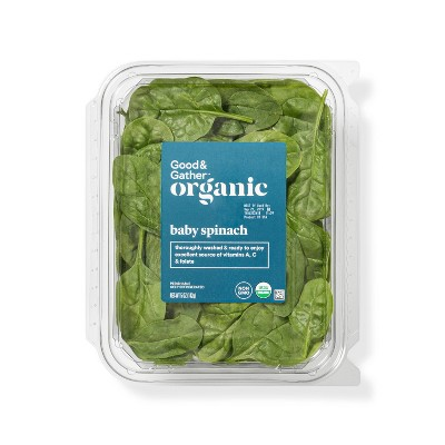 Organic Baby Spinach - 5oz - Good & Gather™