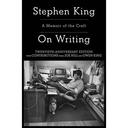 On Writing - by  Stephen King (Paperback) - image 1 of 1