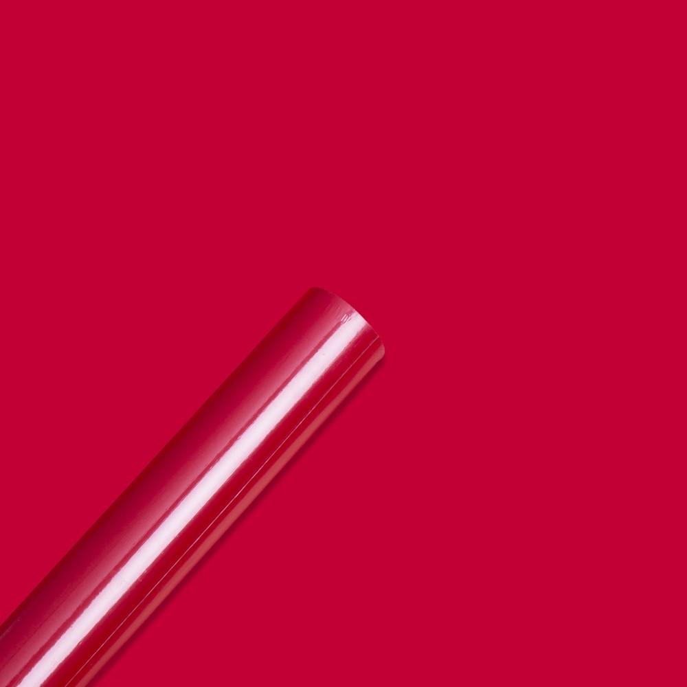 Roll Wrap Solid Gift Wrap Red - Spritz