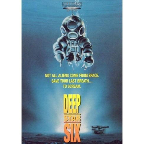 Deepstar Six (DVD) - image 1 of 1