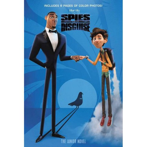 Spies in Disguise: The Junior Novel - by  James A McCann & Alexandra West (Paperback) - image 1 of 1