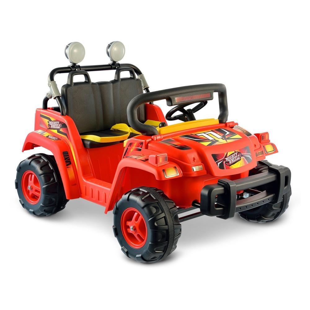 Kid Motorz Mighty Wheelz 12V 4x4 Ride On, Kids Unisex, Size: Large