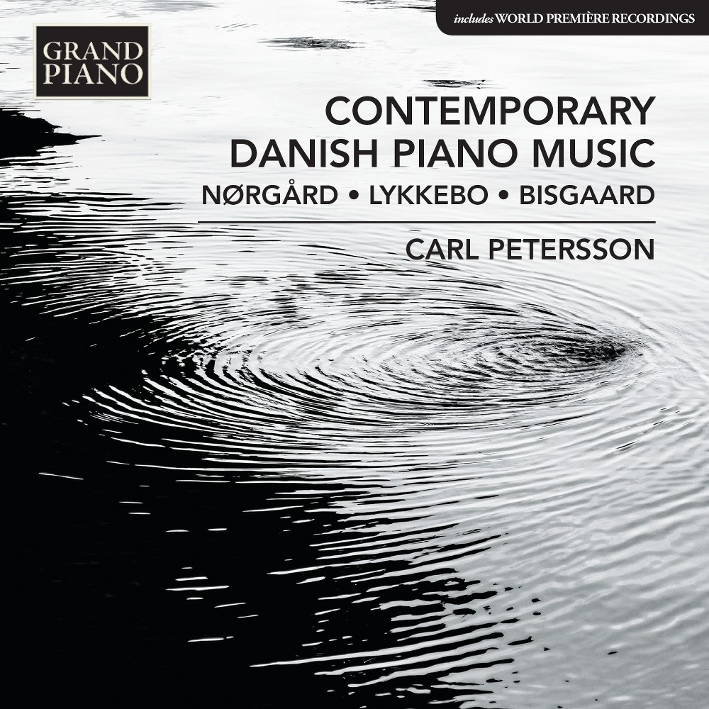Carl Petersson - Piano Works (CD)