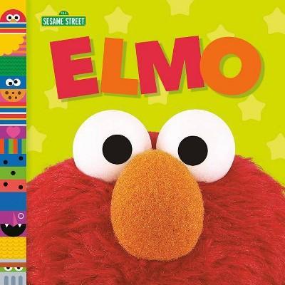 Elmo -  BRDBK (Sesame Street Board Books) by Andrea Posner-Sanchez (Hardcover)