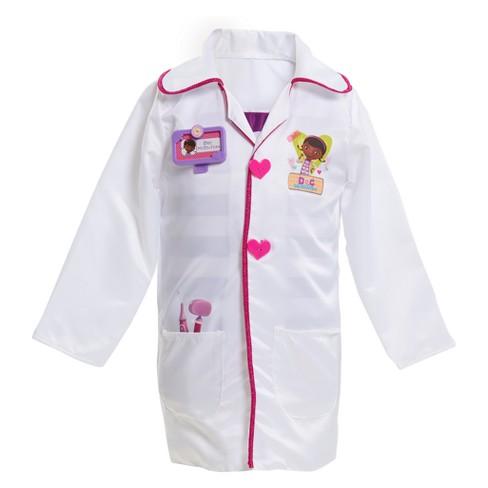 91c57e3ee42 Doc McStuffins Doctor's Dress Up Set - White : Target