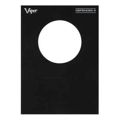 Viper Defender III Steel Tip Dart Wall Protector Backboard Backing Surround