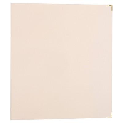 """1"""" Ring Binder Pink  - Sugar Paper™"""