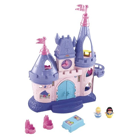 Fisher-Price® Little People Disney Princess Songs Palace - image 1 of 12