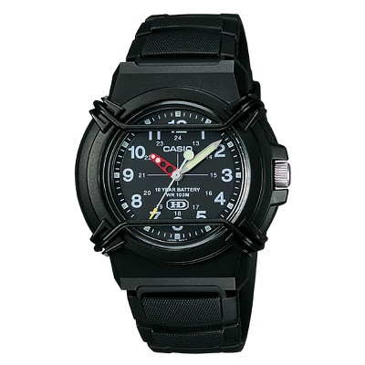 Casio Men's Analog Sport Watch - Black (HDA600B-1BV)