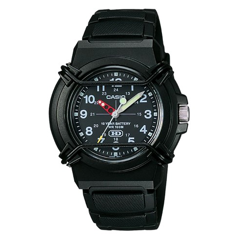 Casio Men's Analog Sport Watch - Black (HDA600B-1BV) - image 1 of 3