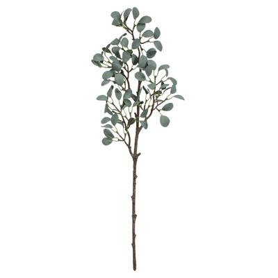 """Vickerman 22"""" Artificial Gray Green Eucalyptus Branch, Set of 3"""