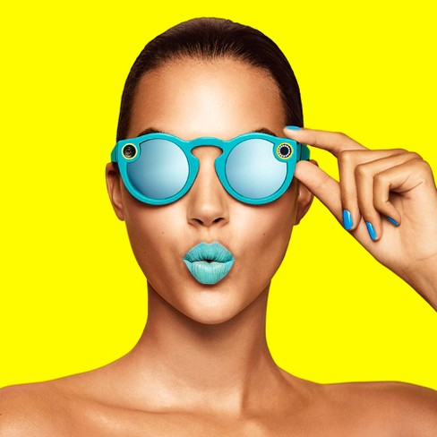57052df4585f Spectacles - Sunglasses That Snap! (Teal)   Target