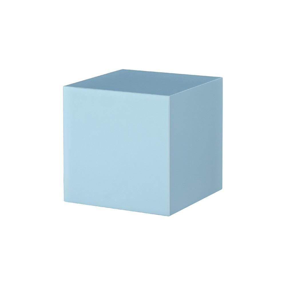 Image of Dolle Dado Floating Cube Wall Shelf - Blue