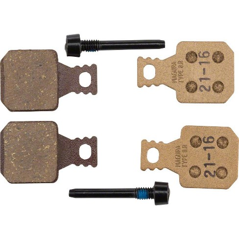 Magura 8.R Disc Brake Pads Race Compound 4 Pads for MT5, MT7 Bicycle Calipers - image 1 of 1