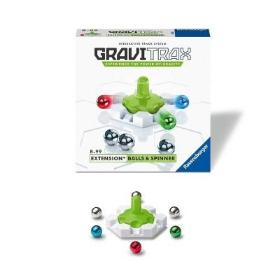 Ravensburger GraviTrax Balls & Spinner Accessory