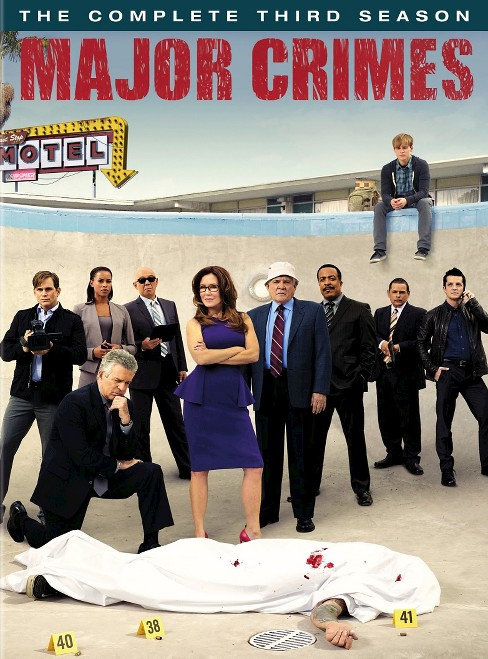 Major Crimes:Complete Third Season (DVD) - image 1 of 1
