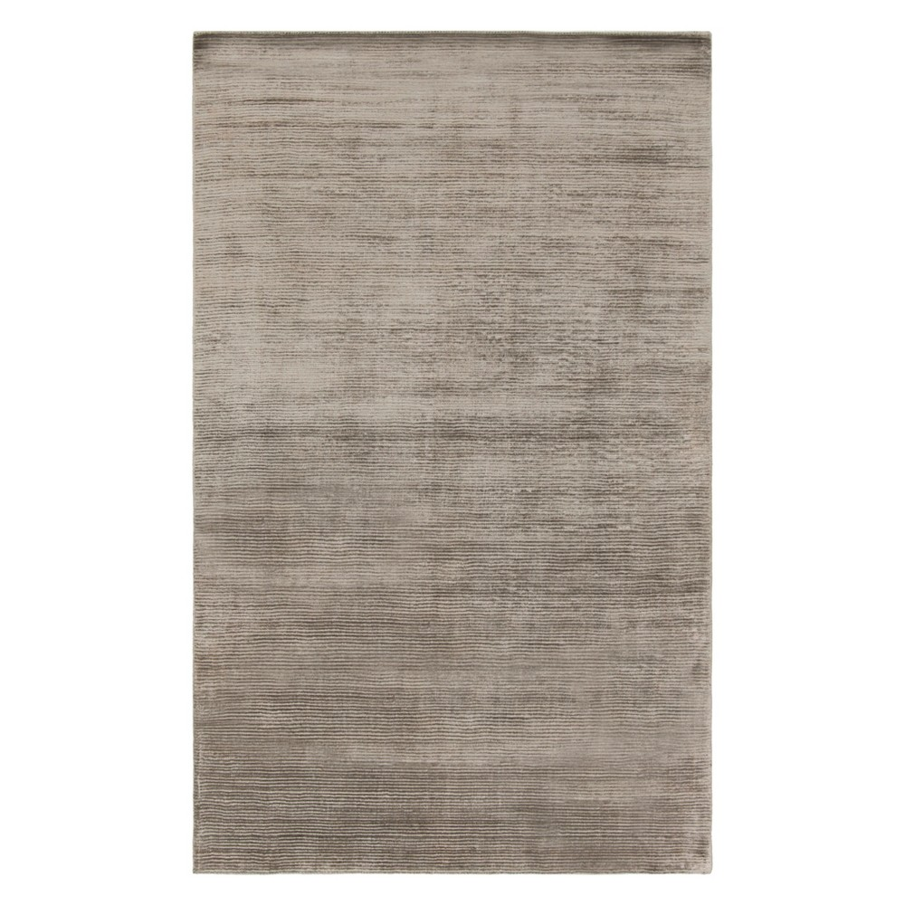 3'X10' Solid Runner Graphite (Grey) - Safavieh