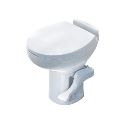 Thetford 42169 Aqua Magic Modern Style Lightweight Residential Sized RV Toilet