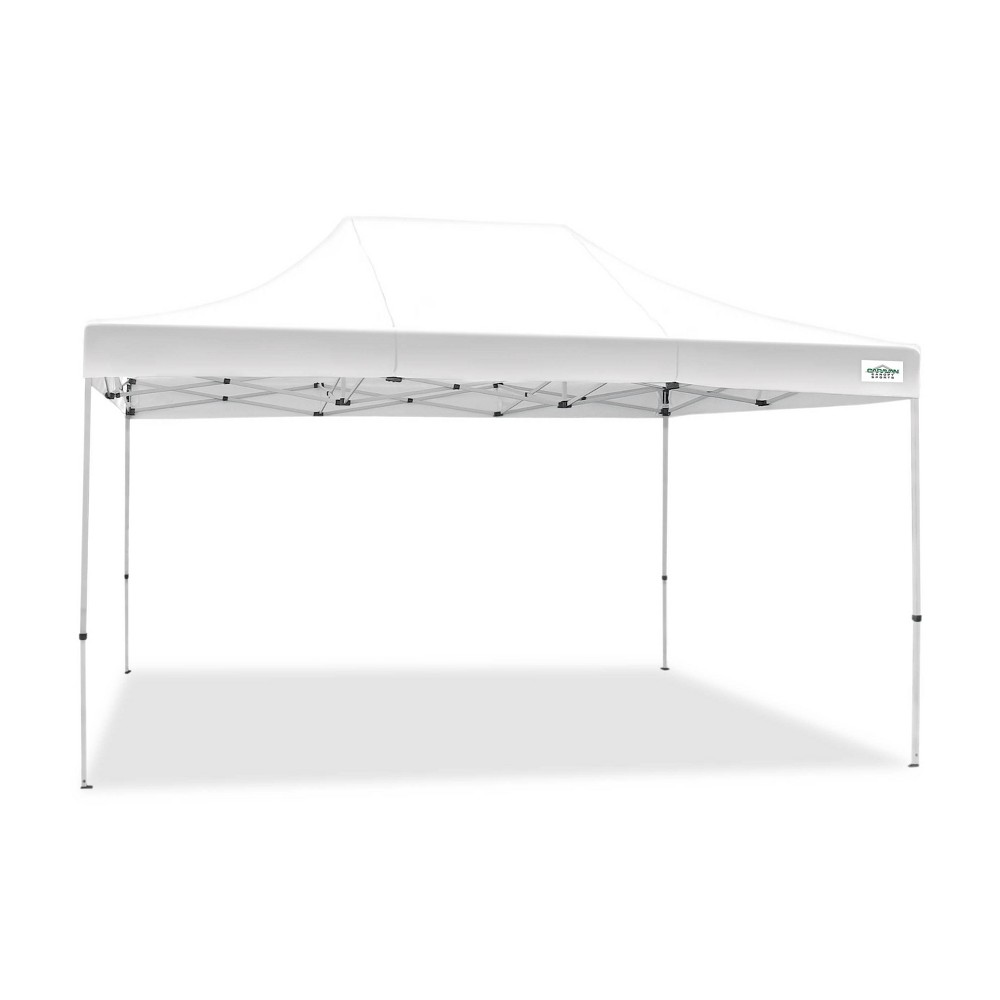 Caravan 10x15 Canopy - White