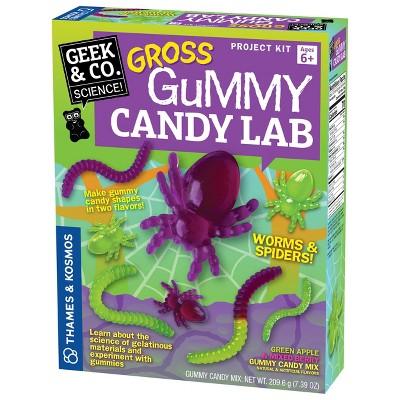 Thames & Kosmos Gross Gummy Candy Lab