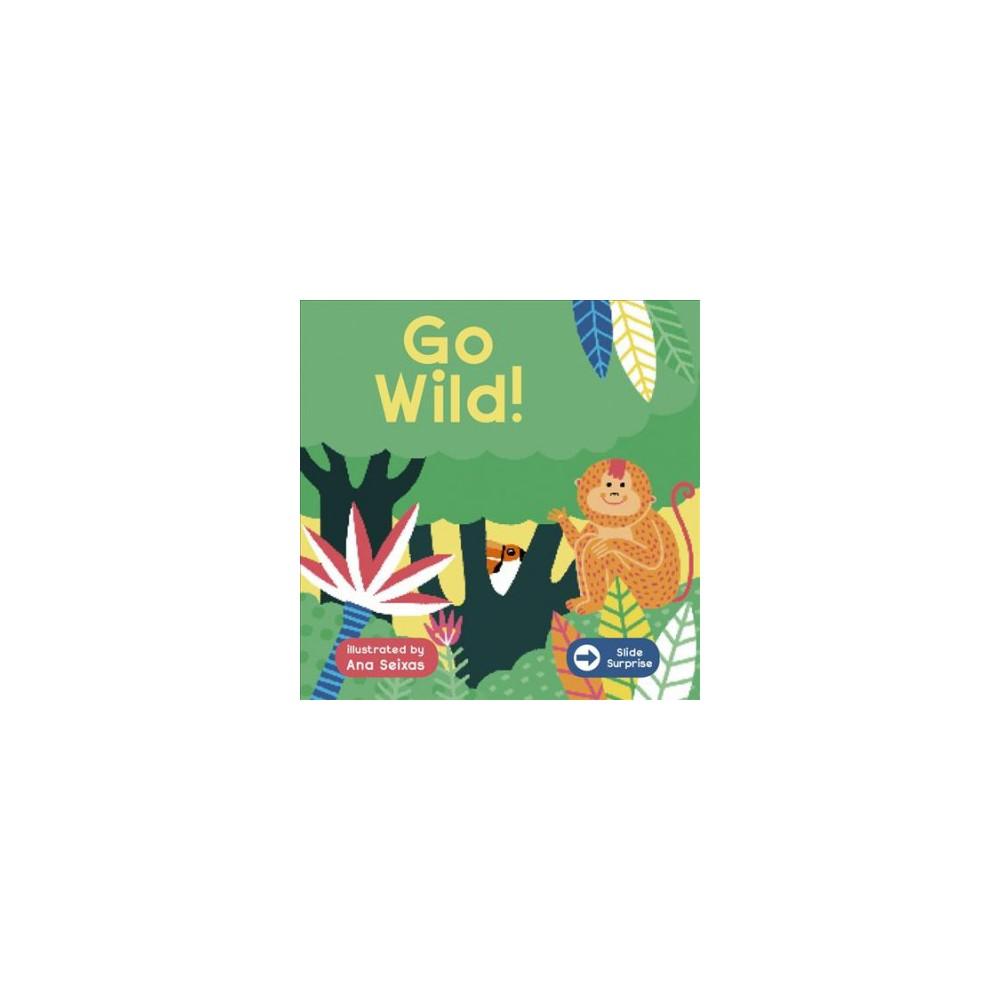 Who's Hiding? - Brdbk (Slide Surprise) (Hardcover)