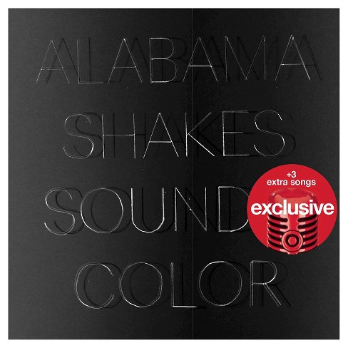 Alabama Shakes - Sound & Color (Live Bonus CD) - Target Exclusive - image 1 of 1