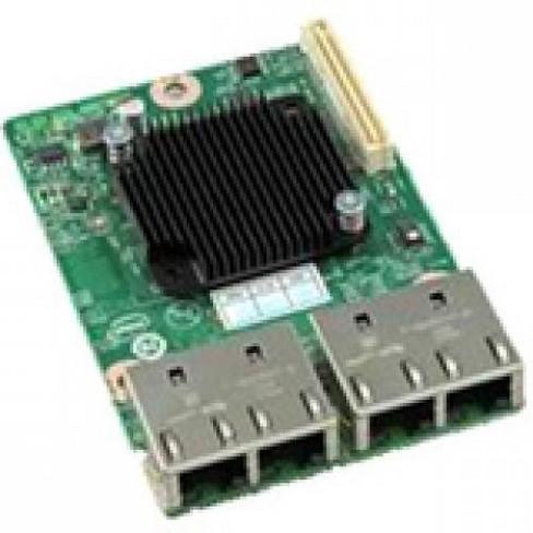 Intel Quad Port I350-AE4 GbE I/O Module AXX4P1GBPWLIOM - For Data Networking100 Mbit/s - image 1 of 1