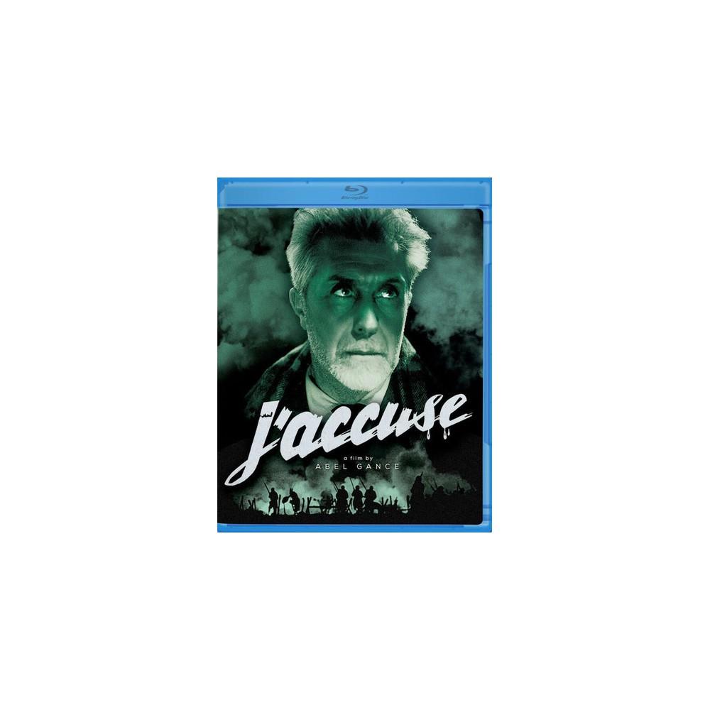 J'accuse (Blu-ray), Movies