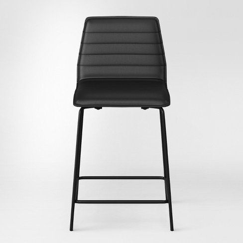 Salk Modern Quilted Counter Stool Project 62