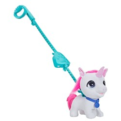 FurReal Friends Walk-A-Lots Big Wag Pet Unicorn