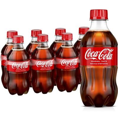 Coca-Cola - 8pk/12 fl oz Bottles