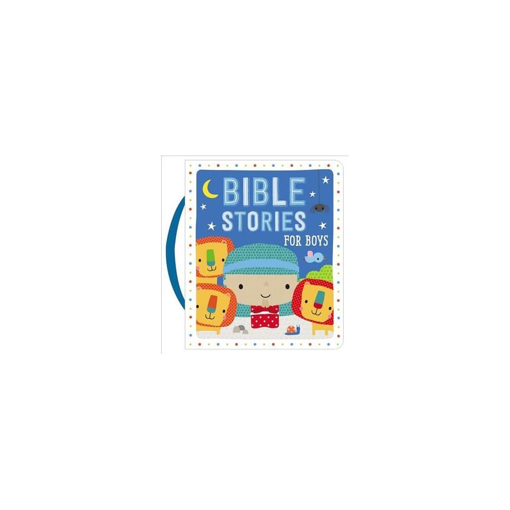 Board Book Bible Stories For Boys By Make Believe Ideas Ltd