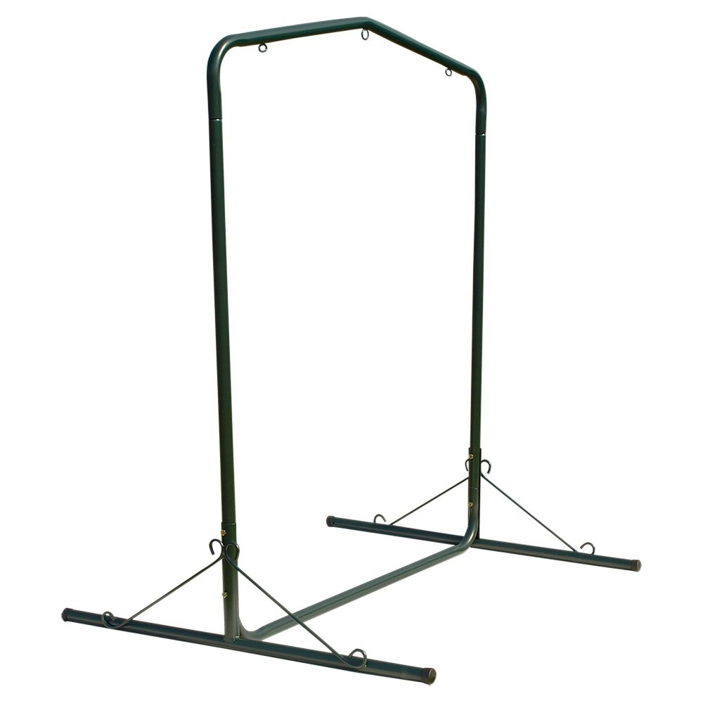Original Pawleys Island Steel Swing Stand- Green