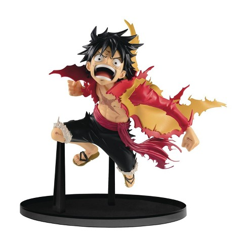 One Piece World Figure Colosseum Monkey D Luffy 4 7 Inch Collectible Pvc Figure