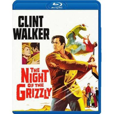 The Night Of The Grizzly (Blu-ray)(2012)