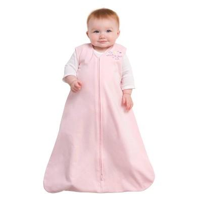 HALO Innovations Sleepsack 100% Cotton Wearable Blanket - Pink - M