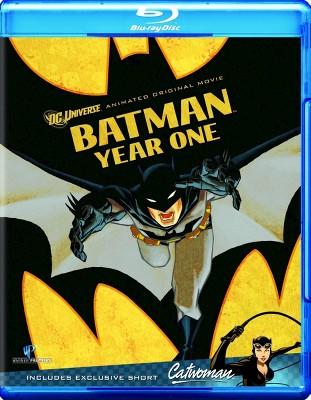 Batman: Year One (2 Discs) (Blu-ray/DVD)