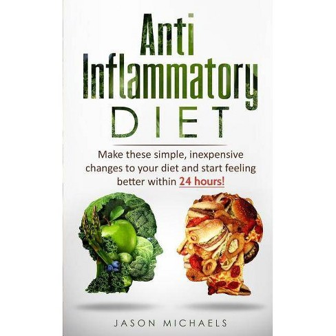 Anti-Inflammatory Diet - by  Jason Michaels (Paperback) - image 1 of 1