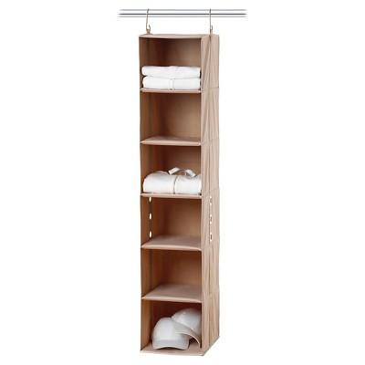 Neatfreak! closetMAX System™ 6 Shelf Closet Organizer
