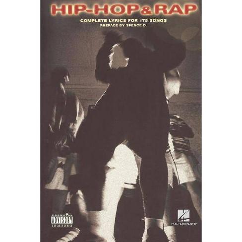 Hip-Hop & Rap - by  D Spence (Paperback) - image 1 of 1