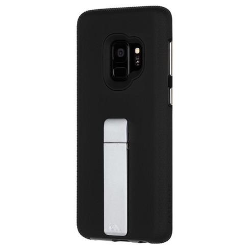 hot sale online 66319 19e2e Case-Mate Samsung Galaxy S9 Black Tough Stand Case