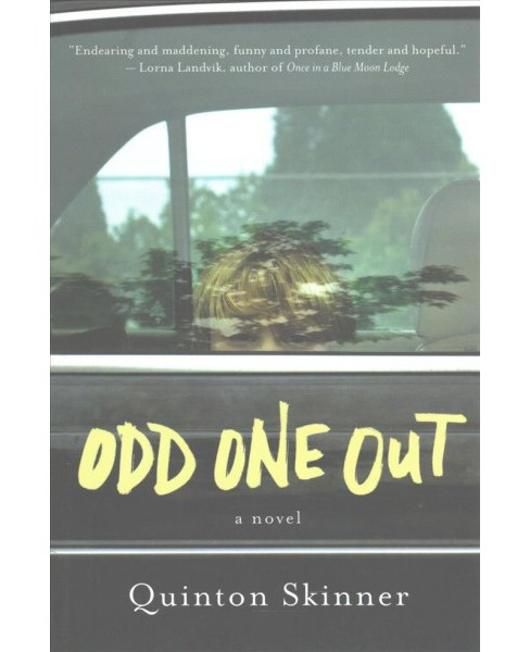 Odd One Out (Paperback) (Quinton Skinner) - image 1 of 1