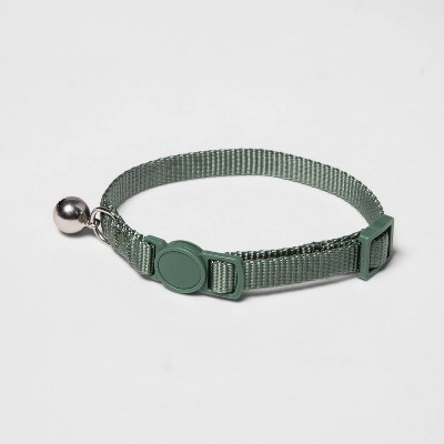 Cat Collar - Olive Green - Boots & Barkley™