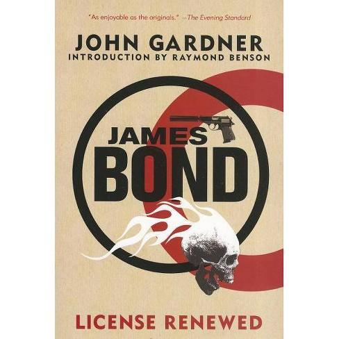 James Bond - (James Bond Novels (Paperback)) by  John Gardner (Paperback) - image 1 of 1
