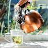 Primula Connor 2.5Qt. Stainless Steel Whistling Kettle -Copper - image 3 of 3