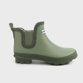 Women's Short Garden Boots Green 8 - Smith & Hawken™