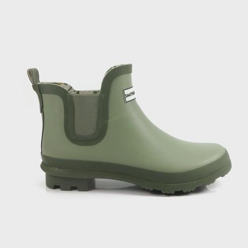 Women's Short Rain Boots - Smith & Hawken™ - image 1 of 4