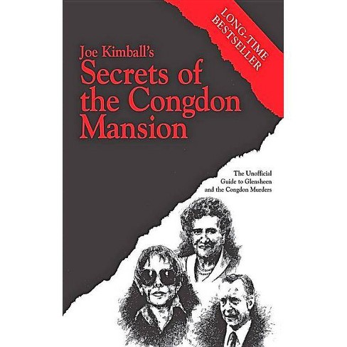 Secrets of the Congdon Mansion - (Minnesota) by  Joe Kimball (Paperback) - image 1 of 1
