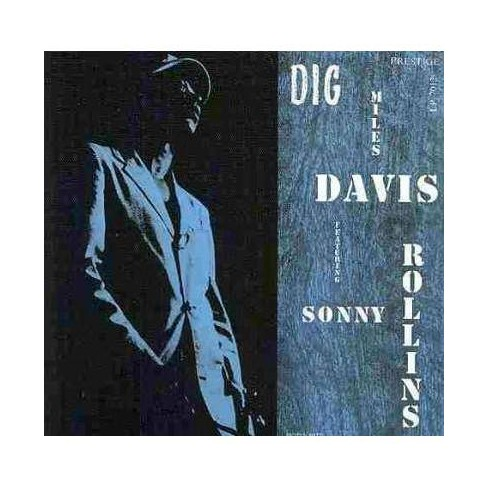 Miles Davis - Dig (Featuring Sonny Rollins) (CD) - image 1 of 1